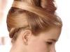 topuz saç modeli