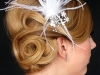 bridal hair extension pieces